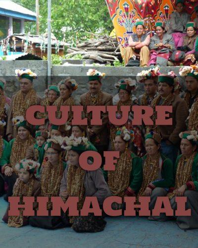 हिमाचल प्रदेश की संस्कृति हिंदी में